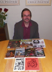 David with Publications