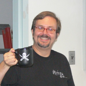 DLS with Pirate Mug