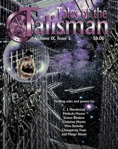 Talisman 9-1 Cover