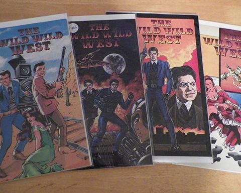 Wild Wild West Comics