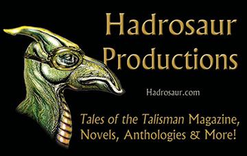 Hadrosaur Banner