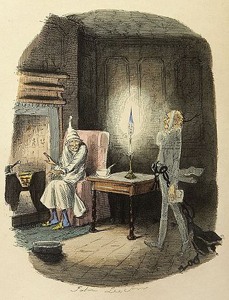 Marley's Ghost 1843