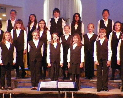 Dona Ana Youth Choir 2012