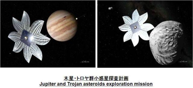 Japan Jupiter Mission