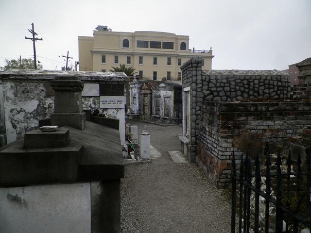 St Louis Cemetery