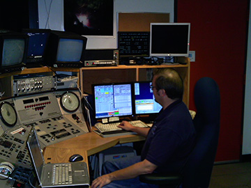 Operating Telescope