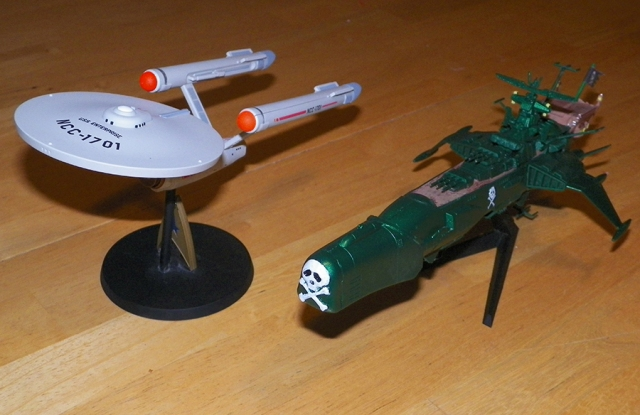 Arcadia and Enterprise