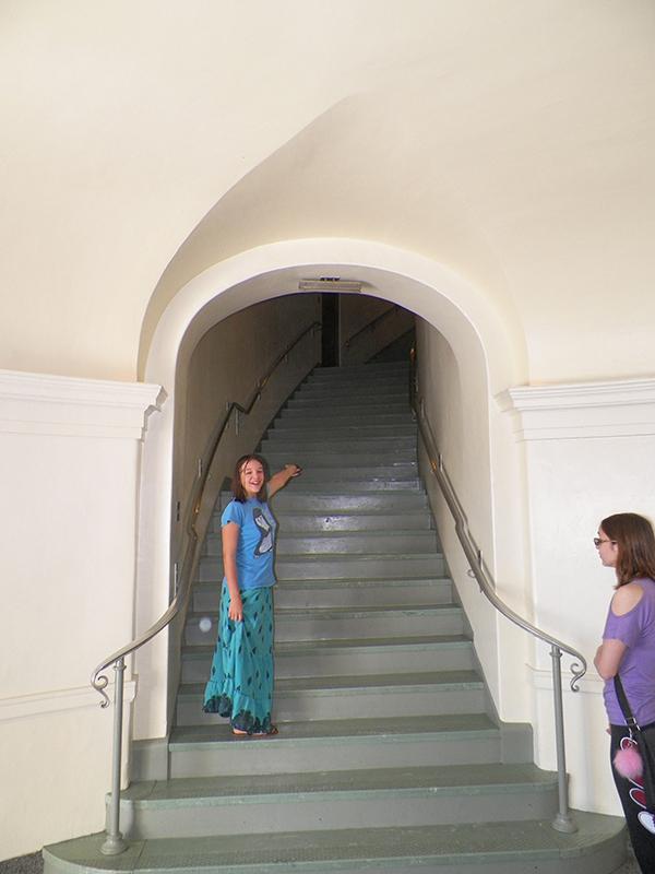 Hale Stairway