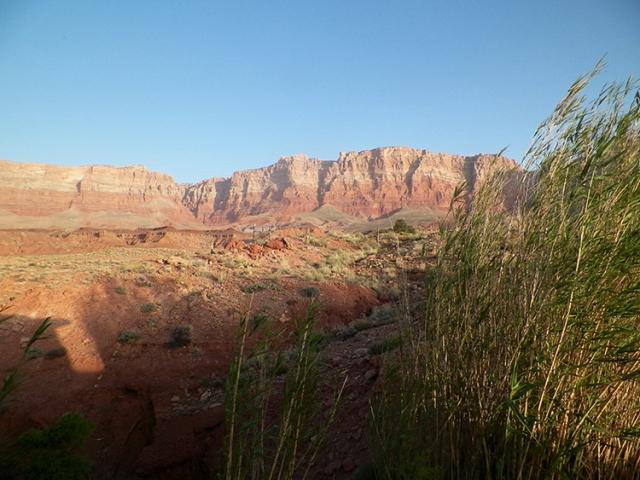 Vermillion-Cliffs