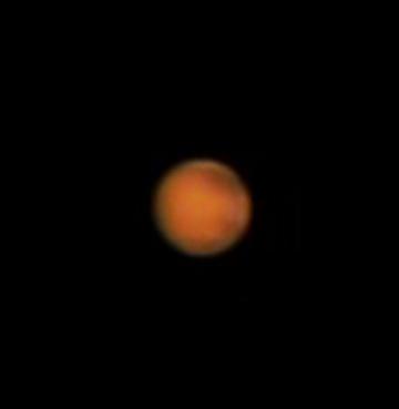 Mars - June 6, 2016