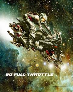 Go Full Throttle poster 1