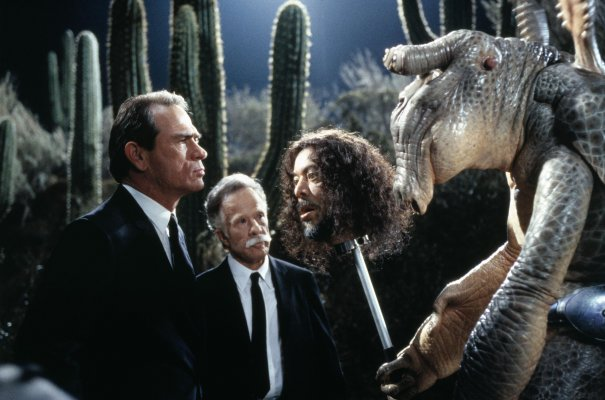 For all I know, this might happen after the aliens leave Kitt Peak.